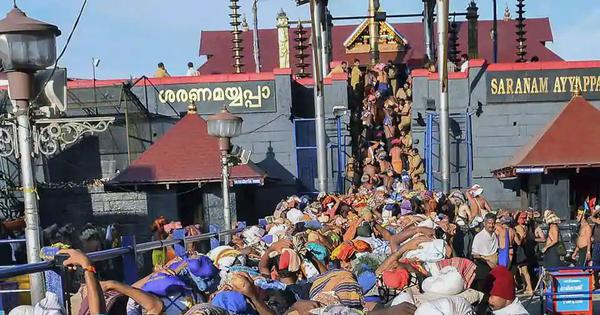 Sabarimala officials say it's naive to expect rush of women after verdict permitting temple entry