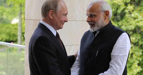 Modi-Putin meet: As global ties are being disrupted, a vital moment to shore up an old relationship