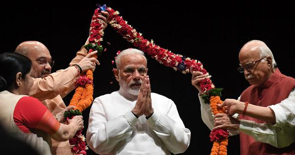 BJP claims alternative to Modi is chaos – as if the past five years in India have not been chaotic