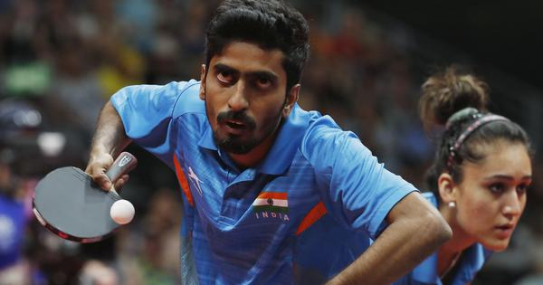 Table tennis: Sathiyan becomes highest-ranked Indian of all time, Manika Batra breaks into top-50