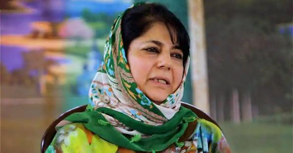 Mehbooba Mufti interview: 'Upholding Indian flag in Kashmir will be tough if Article 35A is diluted'