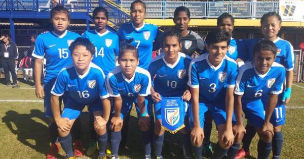 Brics Cup: Indian Under-17 women lose fourth match 1-2 to China U-17