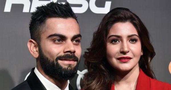 Mumbai: Anushka Sharma and Virat Kohli served legal notice by man they rebuked for littering a road