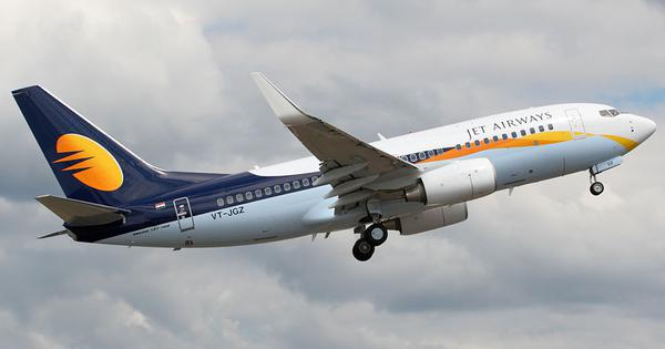 Jet Airways shares hit three-year low after company defers Q1 results