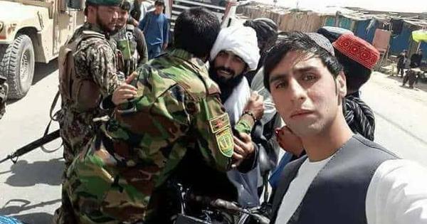 Afghan security forces, Taliban militants celebrate Eid together after ceasefire