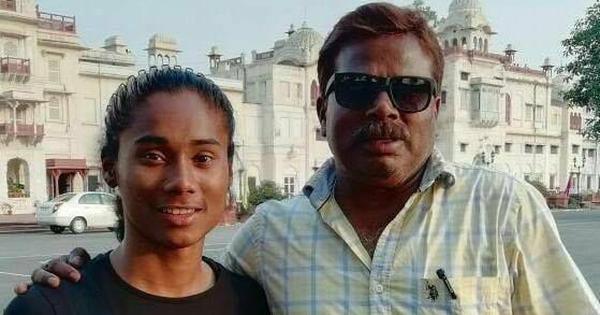 It's false and fabricated: Hima Das' coach denies sexual assault accusation
