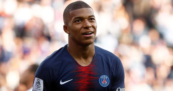 Kylian Mbappe set to miss one more league game for PSG after losing appeal against suspension