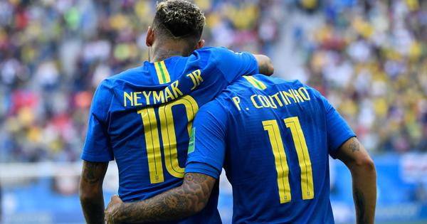 World Cup: Undistracted by the Neymar show, Brazil's supporting cast stepped up and delivered