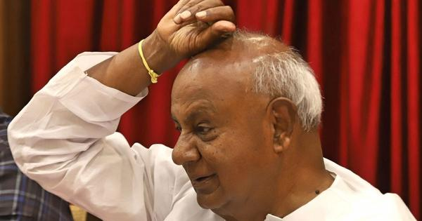 With Karnataka, add Deve Gowda to list of leaders who could be the Opposition's PM candidate in 2019