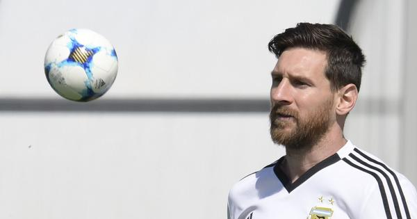 Lionel Messi left out of the first post-World Cup Argentina squad for upcoming friendlies