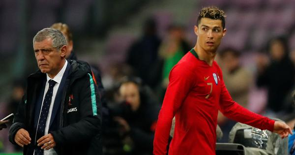 Ronaldo blessed with the best coach? Who's saying what at the World Cup