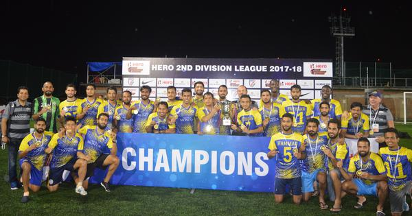 Football: State associations nominate 23 teams for second division of I-League