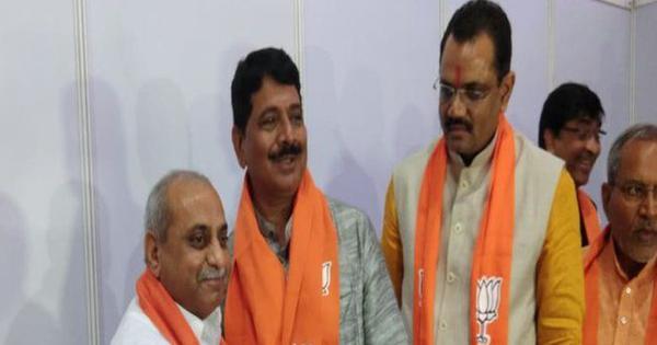 Gujarat: Shankarsinh Vaghela's son Mahendrasinh Vaghela resigns from BJP