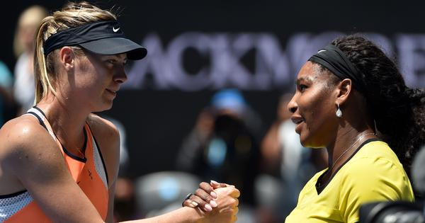 'I think that would be nice': Maria Sharapova bats for Wimbledon wildcard for Serena Williams