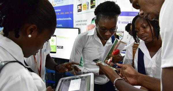 Africa's offline gender gap is getting replicated online