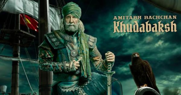 Meet Amitabh Bachchan as Khudabaksh in 'Thugs of Hindostan'