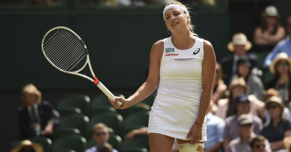 Two-time semi-finalist Timea Bacsinszky pulls out of Roland Garros due to calf injury