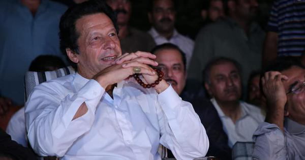 The big news: Imran Khan proposes peace talks with India, and nine other top stories