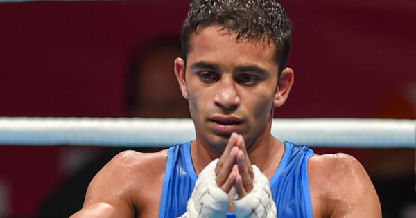 After beating Olympic champ to win Asiad gold, boxer Amit Panghal sets sights on greater glory