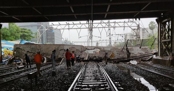 'The ground suddenly fell': For Mumbai bridge crash survivors, a regular day turns into a nightmare