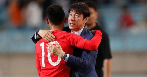 'Difficult for Westerners to distinguish between Asians': South Korea coach on shirt swapping tactic