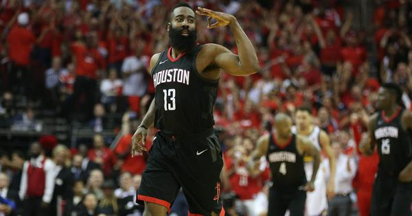 NBA round-up: Harden powers Rockets past Suns; Walker's 28 points help Hornets beat Wizards