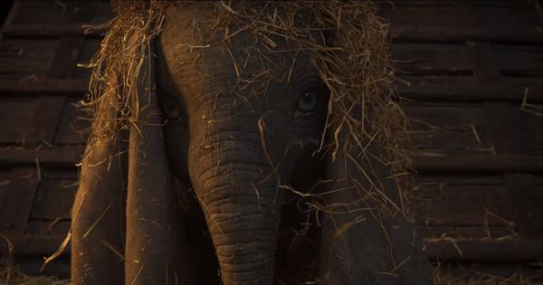 'Dumbo' trailer: Disney's big-eared elephant takes flight