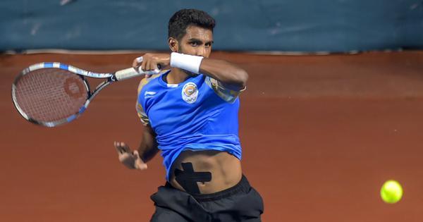 Tennis: Prajnesh Gunneswaran top seed for Chennai Open ATP Challenger