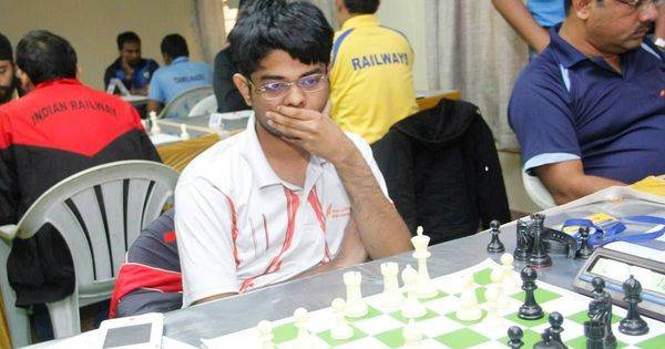 From child prodigy to India's 46th Grandmaster, Srinath Narayanan comes of age