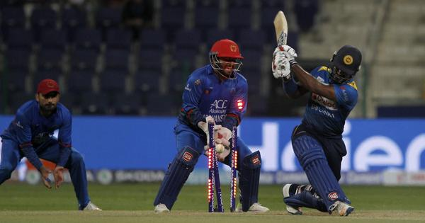 Data check: Only Papua New Guinea have been worse than Sri Lanka in ODI cricket since 2017