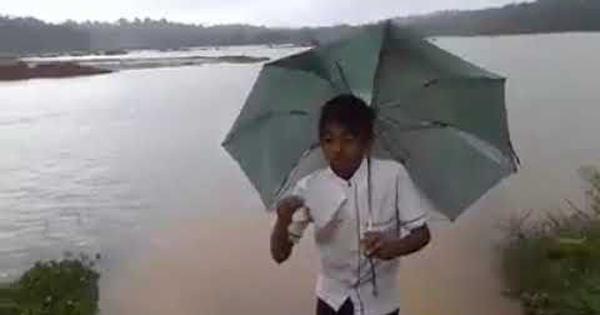 Karnataka boy's viral video accusing the CM of neglecting the region gets Kumaraswamy's attention