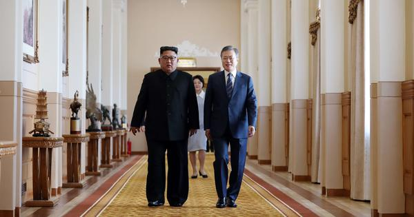 Giving peace a chance: North and South Korea announce joint bid for 2032 Olympics