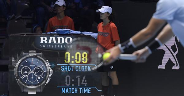 25 seconds to serve, seven-minute warm-up: American tournaments to join US Open in shot-clock use