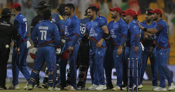 Afghanistan knock former champions Sri Lanka out of Asia Cup with 91-run win