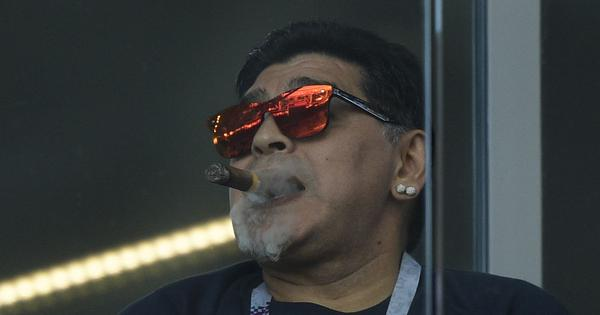 With World Cup elimination looming, Maradona calls for meeting with Argentina players