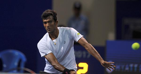 Davis Cup: N Sriram Balaji loses to Pedja Krstin as India end Serbia tie without a win