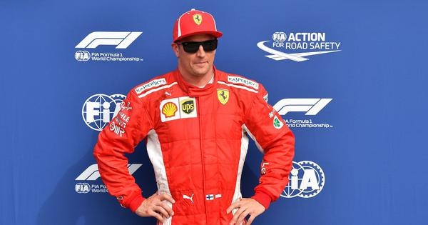 Good to prove some people wrong but doesn't change anything for me, says Raikkonen after US GP win