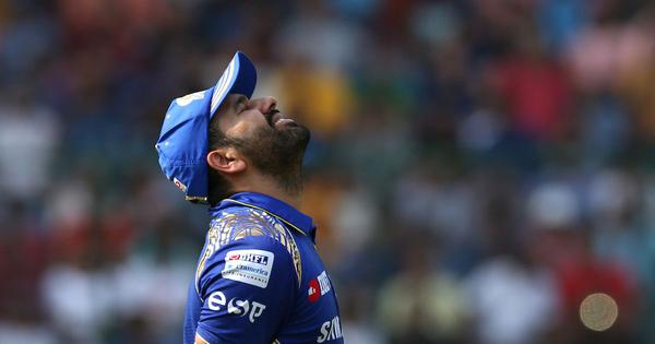 Mumbai Indians' batting woes were characterised by Rohit Sharma's flop show