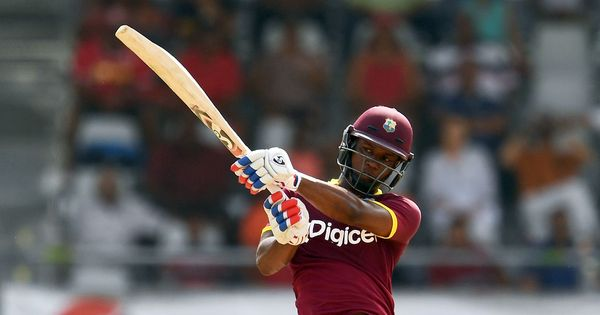 West Indies's Evin Lewis returns for Bangladesh T20Is, Kieron Pollard left out with injury