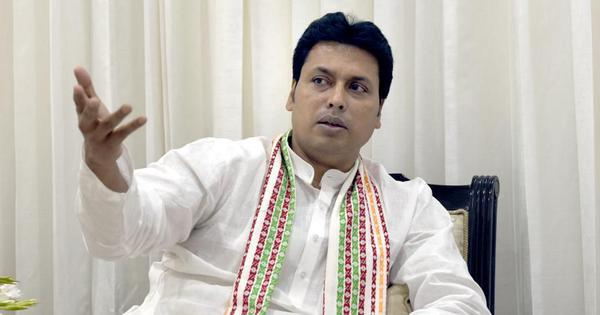 Cracks appear in Tripura ruling coalition, BJP and IPFT to contest 2019 Lok Sabha polls on their own