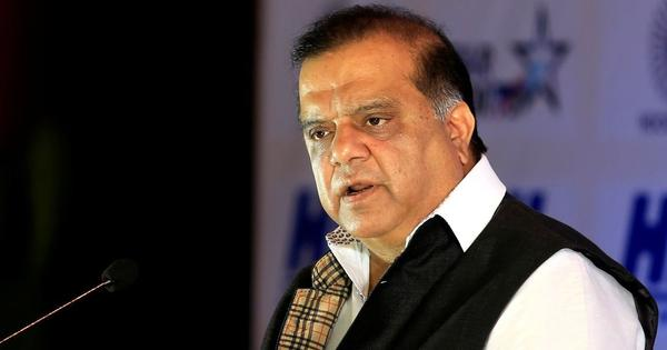 IOA chief Narinder Batra submits India's bid to host 2023 International Olympic Committee session