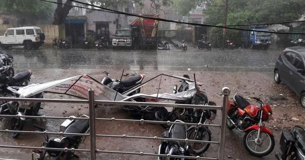 Sixteen people die, 25 injured in Uttar Pradesh thunderstorm