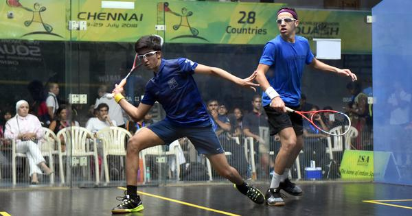 Squash World Junior C'ship: Adik goes down fighting against defending champ; Baitha, Fadte progress