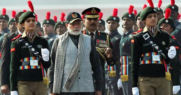 Opinion: Military training in the name of Indian values will not produce national strength