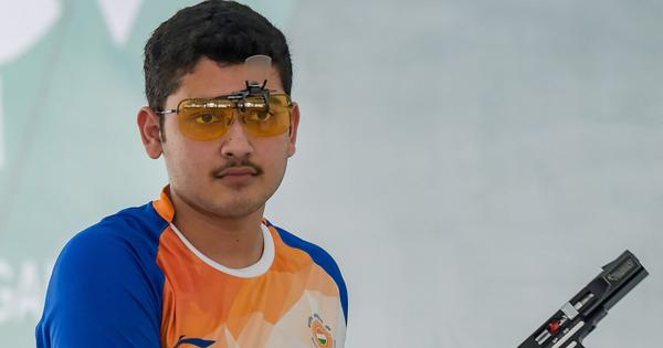 Dry firing, practicing at 10m range: How 25m pistol shooter Anish Bhanwala is training at home