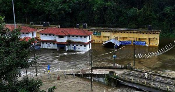 Kerala floods: Sabarimala temple cordoned off, pilgrims asked to avoid travel