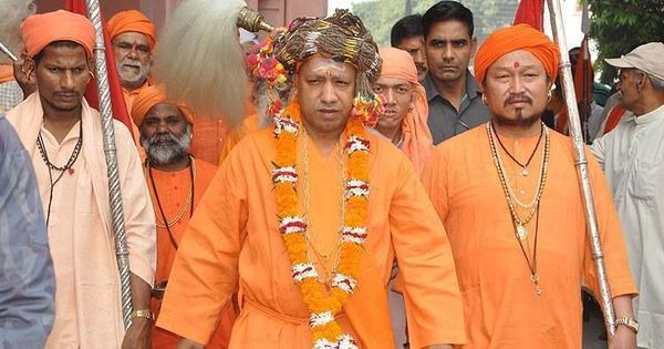 योगी आदित्यनाथ इस नवरात्र पर 24 साल से चला आ रहा अपना व्रत तोड़ रहे हैं!