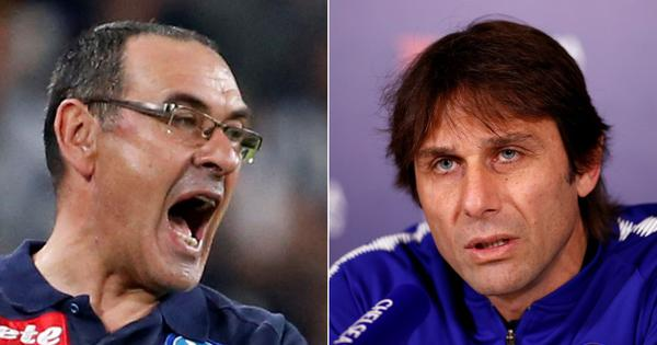 Maurizio Sarri to replace Antonio Conte as Chelsea manager within a few days