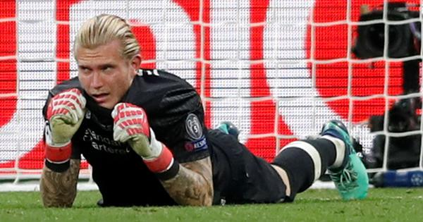 Karius suffered concussion leading up to Champions League final blunders, says US hospital