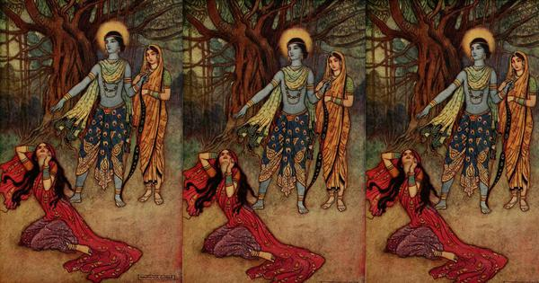 'Sitai and Surpanakai': This story turns a female rivalry from the Ramayana on its head